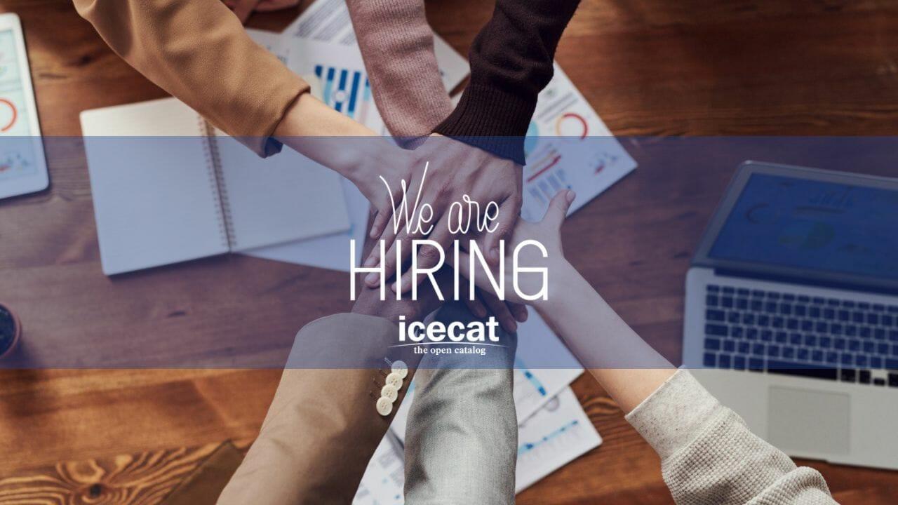 job offers at Icecat